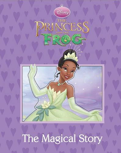 Disney Magical Story: and#34;Princess and the Frogand#34;: Unnamed