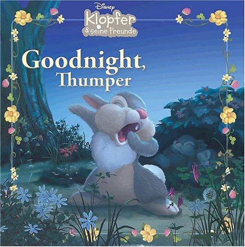 9781407561806: Disney Night Light: Bunnies: Goodnight Thumper (Disney Bunnies)