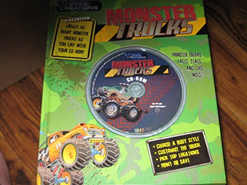 9781407563572: Cool Creations - Monster Trucks