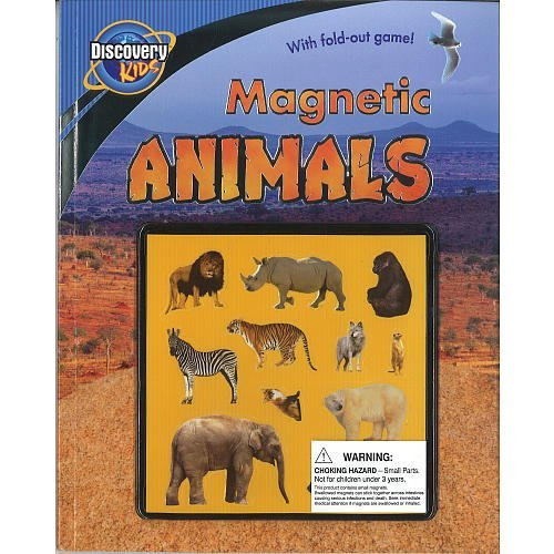 9781407563633: ANIMALS (Discovery Magnet)