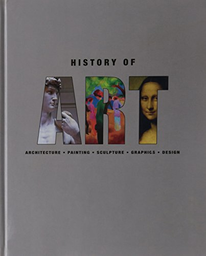 9781407564067: History of Art: Architecture, Painting, Sculpture, Graphics, Technics