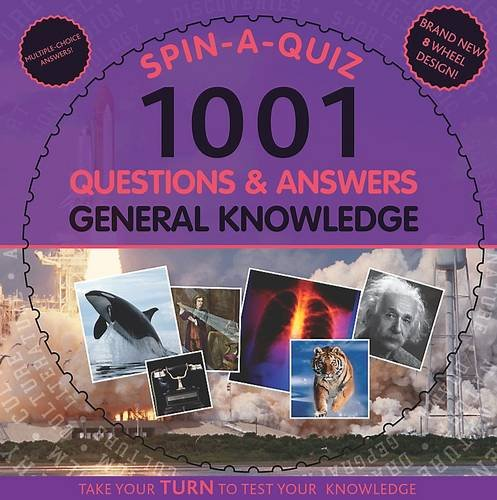 9781407564111: Spin-a-quiz 1001 Questions and Answers General Knowledge