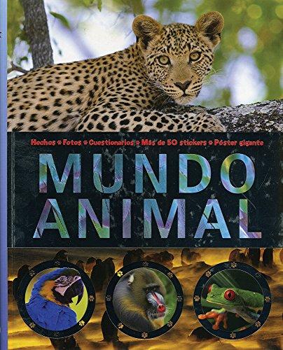 9781407565941: Mundo animal