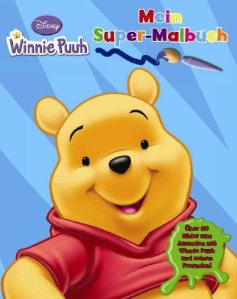 9781407567006: Disney Malen: Winnie Puuh: Puuh der Bär: Spannende Malbücher mit den beliebtesten Disney/Pixar Charakteren