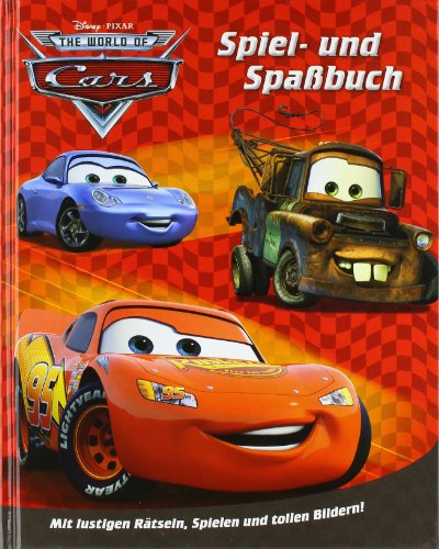 Disney Aktivity: Cars. Spiel- und Spaßbuch (9781407567013) by [???]