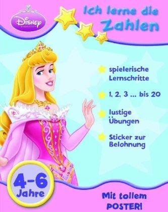 9781407567044: Disney: Lernen mit Sternen Prinzessinnen: Zahlen