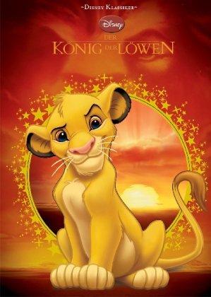 9781407567112: Disney König der Löwen: Classic Luxusausgabe mit Stanzung und Glitzer