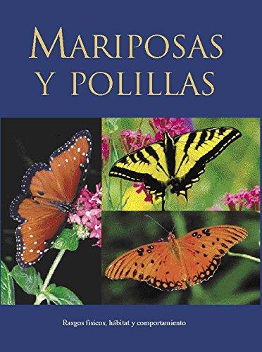 9781407567686: Mariposas y polillas (Spanish Edition)