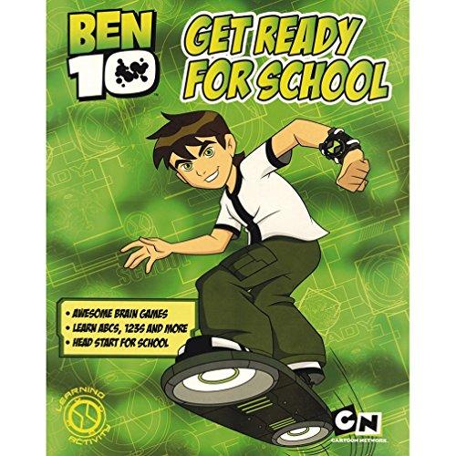 9781407569147: Get Ready for School (Ben 10)
