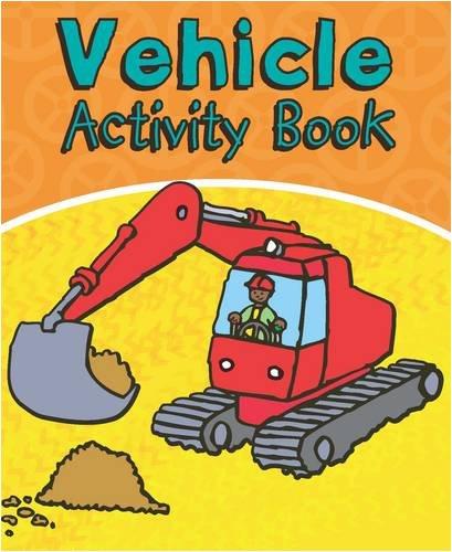 9781407571775: Vehicle Activity Book