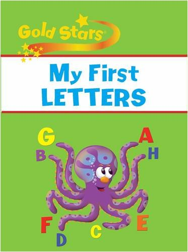 9781407571867: My First Letters (Gold Stars)