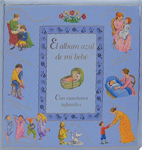 9781407572239: El álbum azul de mi bebé (Spanish Edition)