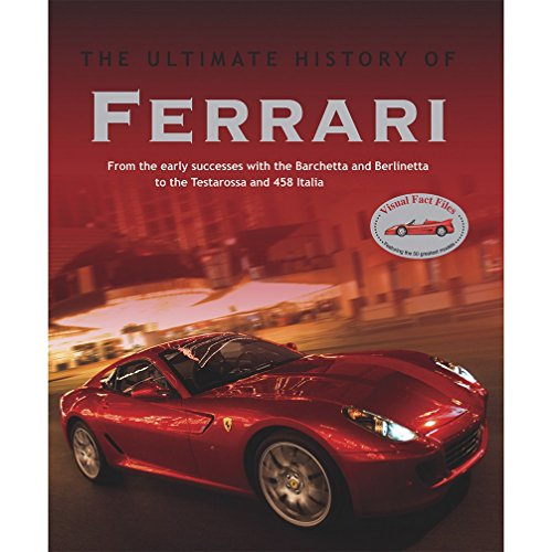 9781407573199: Cars Ultimate History: Ferrari