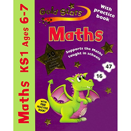 9781407575360: Gold Stars Pack (Workbook and Practice Book): Maths 6-7