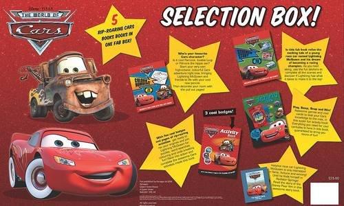 9781407575605: Disney Pixar Cars Selection Box (Disney Selection Box)