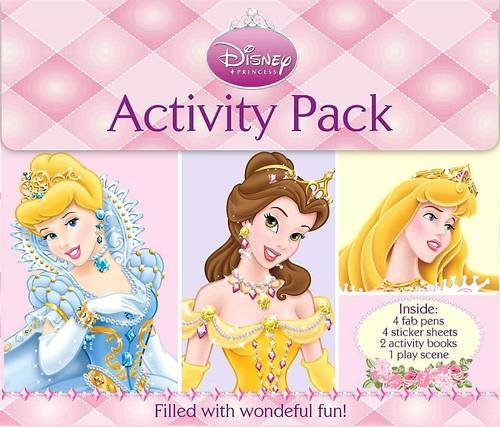 9781407575629: Disney Boxset Activity: Princess
