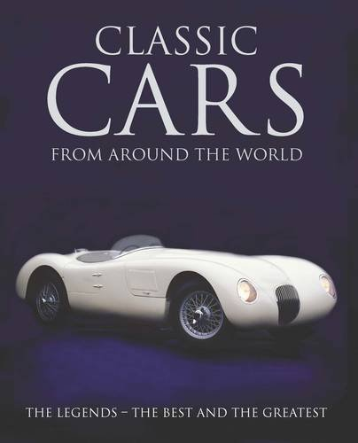9781407577128: Classic Cars from Around the World
