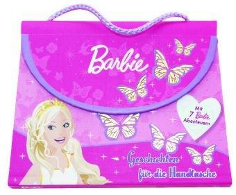 9781407577975: Barbie: Handtaschenbuch: Handtaschenbuch mit Tragekordel und Klettverschluss - Ideal für Unterwegs. Mit 7Barbie Abenteuern