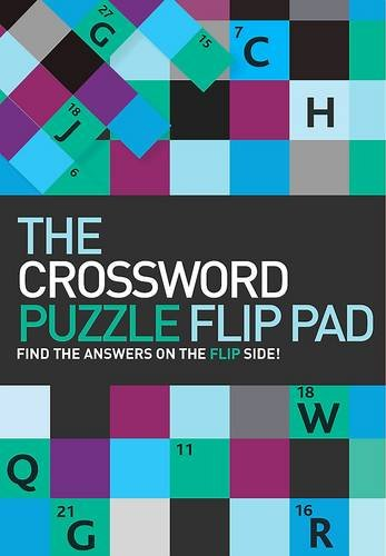 9781407578316: The Crossword Puzzle Flip Pad