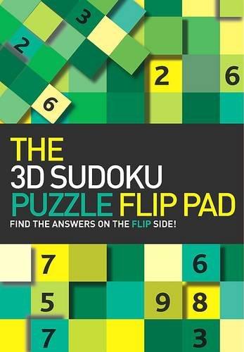 9781407578330: The 3d Sudoku Puzzle Flip Pad
