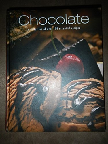 9781407580272: Chocolate, a Collection of 100 Essential Recipes