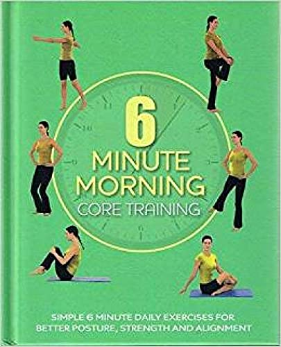 9781407581231: 6 Minute Morning: Core Training