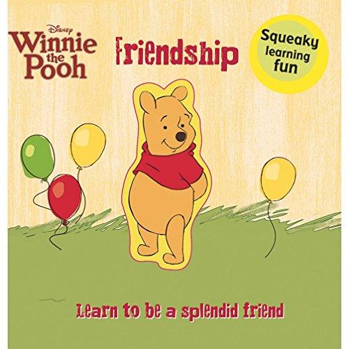 9781407581828: Disney Squeaky Board Book - Winnie the Pooh