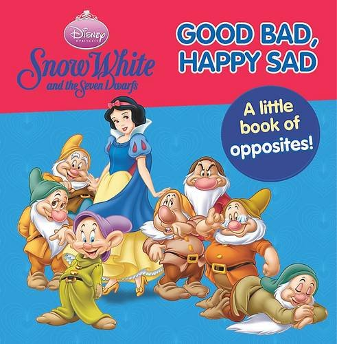 Disney Snow White and the Seven Dwarfs: Good Bad, Happy Sad
