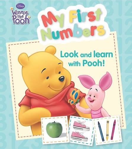 Winnie the Pooh: My First Numbers (Look and Learn with Pooh!): Parragon Publishing India