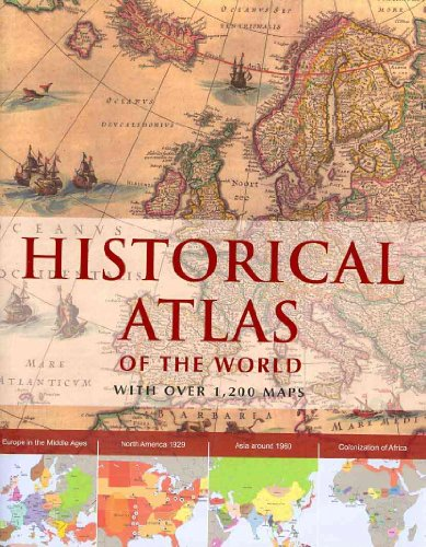 9781407583327: Historical Atlas of the World