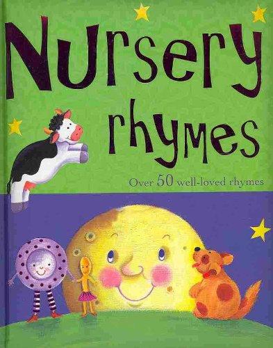 Nursery Rhymes: Parragon Books Ltd.
