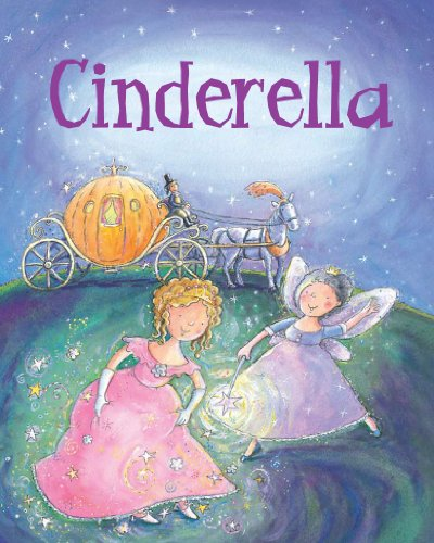 9781407583693: First Fairytales: Cinderella (Padded)