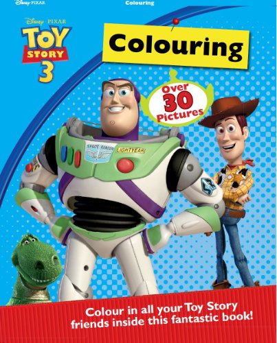 """9781407583822: Disney Colouring: """"Toy Story 3"""""""