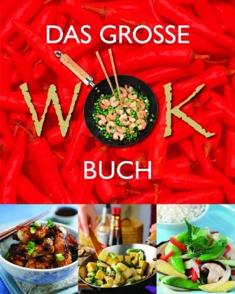 9781407584195: Das Große Wok-Buch