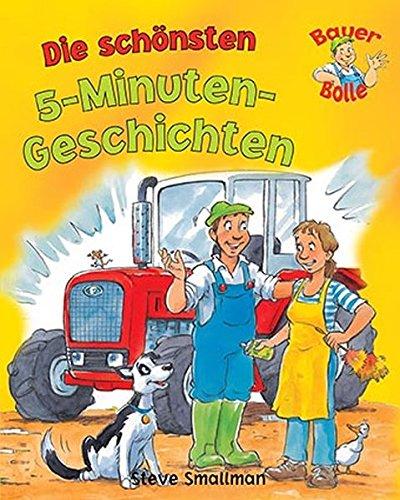 9781407584300: Bauer Bolle: Stickerbuch 5-Minuten Geschichten