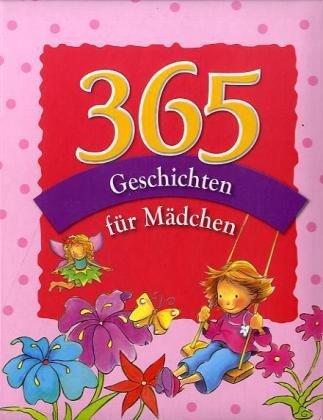 9781407584324: 365 Geschichten für Mädchen