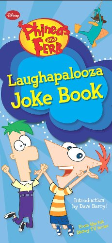9781407584867: Disney Joke Book - Phineas and Ferb