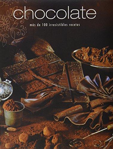 9781407585024: Chocolate - mas de 100 irresistibles recetas