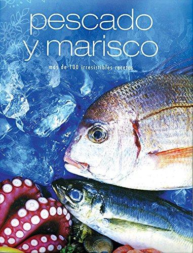 PESCADO Y MARISCO (LAZO). MAS DE 100: AA.VV.