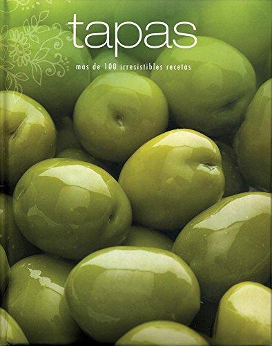 9781407585086: Tapas mas de 100 irresistibles recetas
