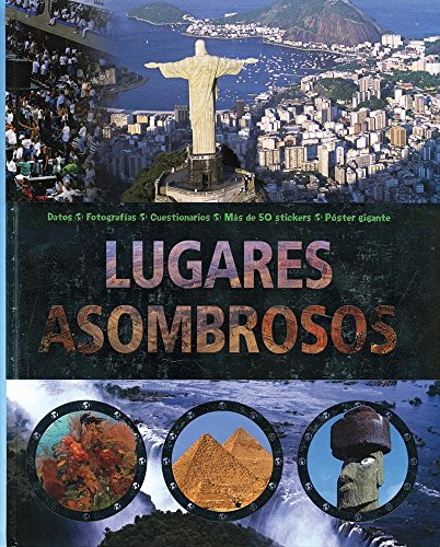 9781407586830: WELCOME TO MY WORLD: LUGARES ASOMBROSOS