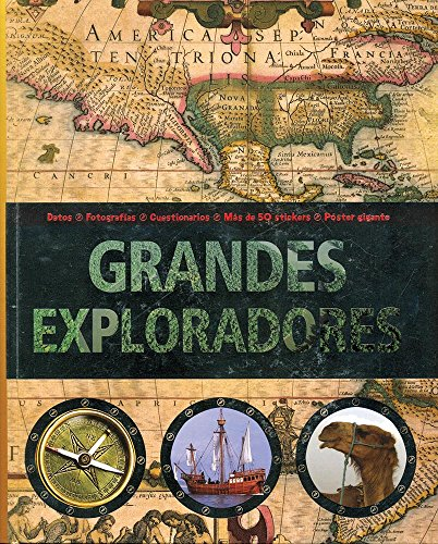 9781407586847: WELCOME TO MY WORLD: GRANDES EXPLORADORES