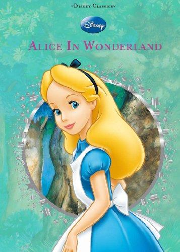 9781407586878: Disney: Alice in Wonderland (Disney Diecut Classics)