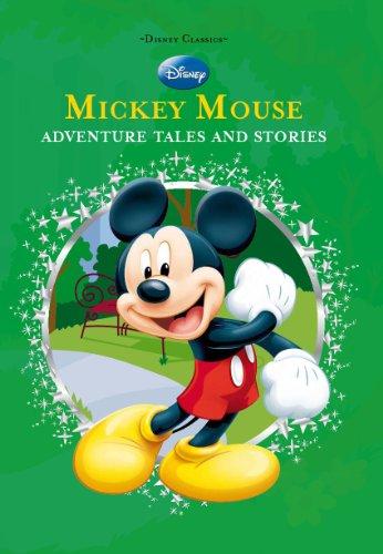9781407586908: Mickey Mouse Adventure Tales and Stories (Disney Classics)