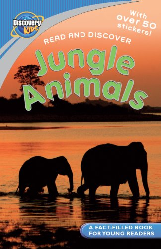 9781407587851: JUNGLE ANIMALS (Discovery Kids)