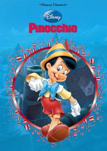 Pinnochio (Disney Diecut)