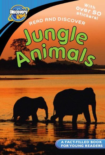 9781407588582: Jungle Animals (Discovery Kids) (Discovery Readers)