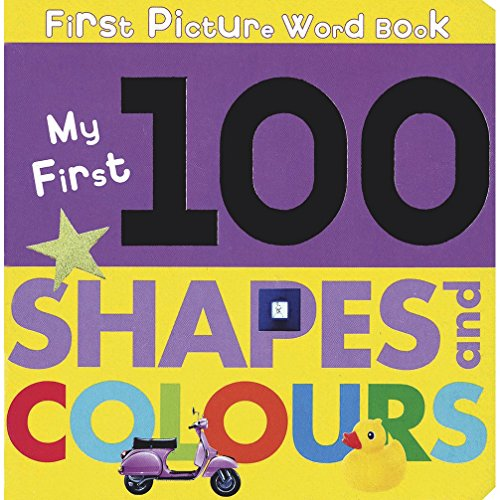 9781407588711: Chunky Board Book: 100 Shapes and Colours