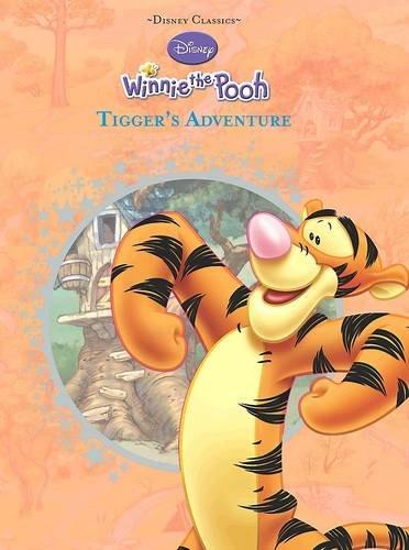 9781407589039: Disney Diecut Classics: Tigger's Adventure