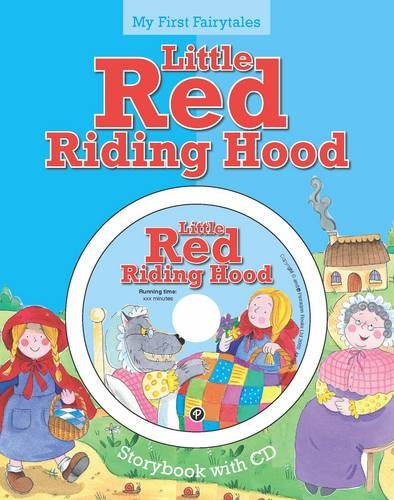 9781407589190: My First Fairytales Book and CD: Little Red Riding Hood (My First Fairytales Book & CD)